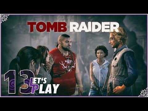 Tomb Raider [#13] Shledání s posádkou