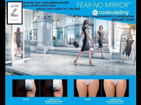 Coolsculpting Non surgical Fat reduction in Santa Barbara How it freezes away the Fat