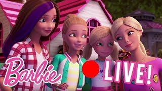???? LIVE: Barbie Dreamhouse Adventures Clips | Barbie