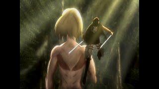 Levi vs The Female Titan - (Full Fight) HD