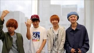 KEYTALK動画コメント