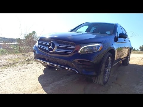 2017 Mercedes-Benz GLC – Review and Road Test