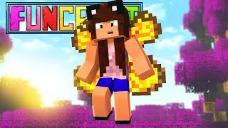 I'M A BEAUTIFUL BUTTERFLY | Minecraft FunCraft