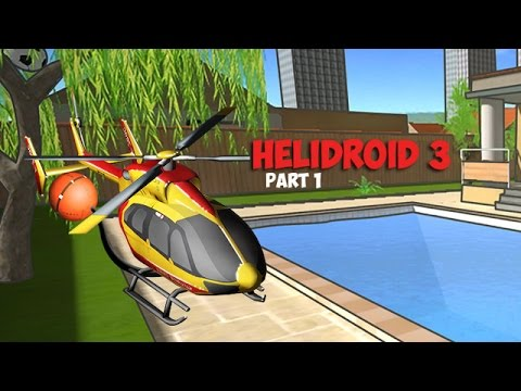Video of Helidroid 3 : 3D RC Helicopter