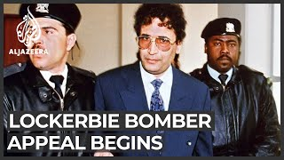 Lockerbie bomber appeal begins at Scotland's High Court