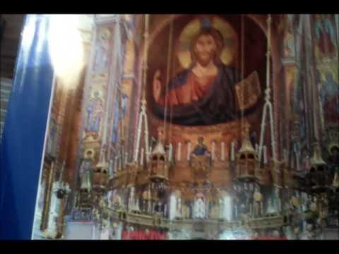 Церковь богородицы золотого