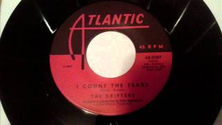 DRIFTERS - I COUNT THE TEARS - ATLANTIC 2087