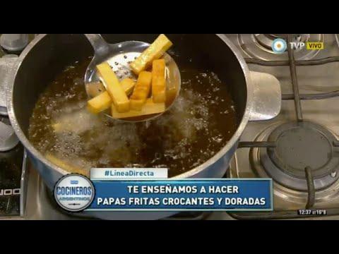 Cómo hacer buñuelos de remolacha, papas fritas doradas y caramelizar crema catalana