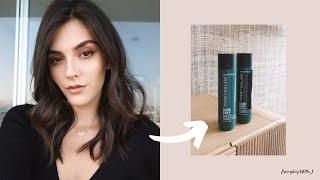 Toning Brown Hair At Home   Matrix Dark Envy   Julia Friedman