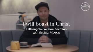 Today is day 4 of our LetThereBeLight YouVersion Devotional in which Reuben