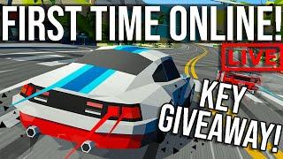 I've Been Sponsored To Get Rekt Online In Hotshot Racing | Key Giveaway!