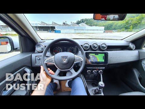 New Dacia Duster 2022 Test Drive POV