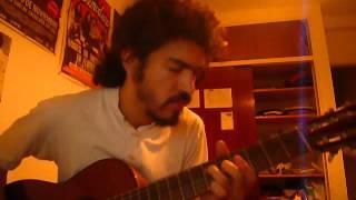 Con un latido de reloj - Extremoduro - Acordes Guitarra