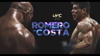 Romero vs. Costa: UFC 241 promo 'Post-USADA Scary'
