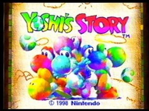 Yoshi's Story Nintendo 64