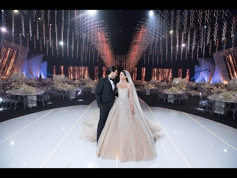 Bridal entrance that will leave you in tears !