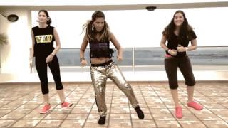 """Zumba with Shlomit Salo-"""" La La La """" By Shakira"""