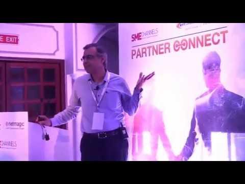 Channel Partners Connect Event- Presentation by Shantaram Shinde, Netmagic