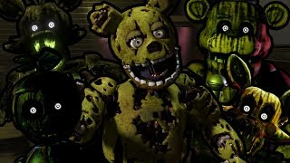FNAF Help Wanted NON-VR FLAT MODE    FNAF 3 Mode Gameplay and Tips!!!