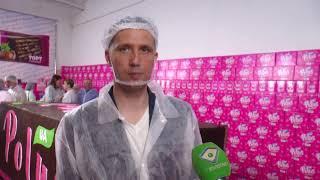 Найважчий вафельний батончик у світі створили в Харкові