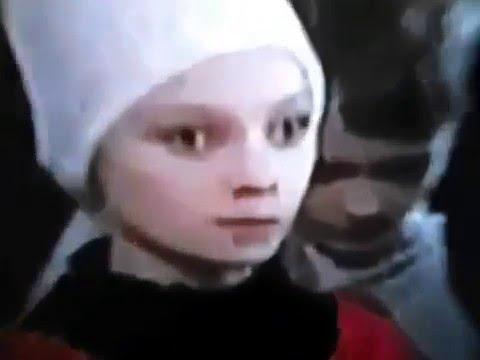 Los extraños niños que acompañaron a Vladimir Putin. Djinns? Walk-ins?