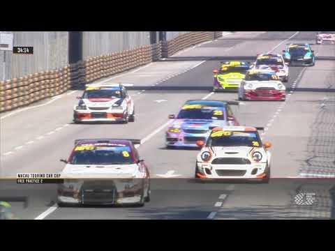 マカオグランプリ 金曜日に行われたレースのハイライト動画