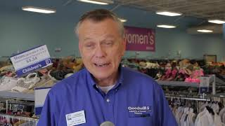 Goodwill reopens retail and donation centers