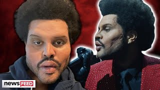 The Weeknd Debuts WILD Plastic Surgery Look & Fans Are Shocked!