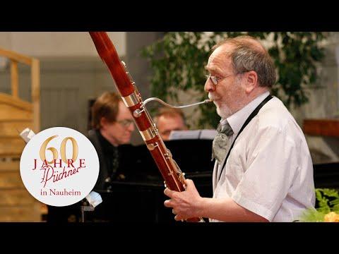Valeri Popov, bassoon, live at the Püchner jubilee celebration
