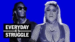 Everyday Struggle - Nicki Minaj Having a Breakdown Over Sales? Thug's 'Slime Language' Review