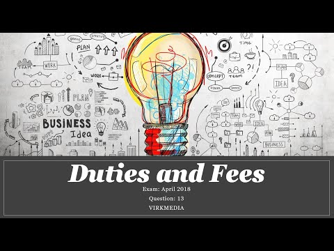 Valuation - 2018 April Question 13 (US Customs Broker Exam ...