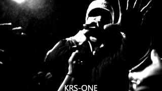 KRS-One - Down The Charts