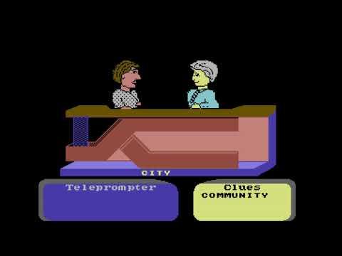 C64 Game: Super Password