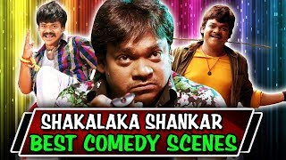 Shakalaka Shankar Best Comedy Scenes | South Indian Hindi Dubbed Best Comedy Scenes