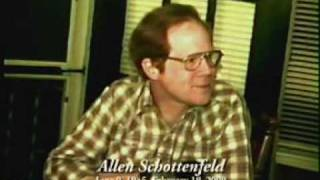 A tribute to Allen Schottenfeld