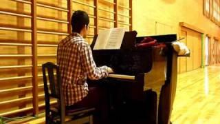 ここに幸あり ピアノソロ演奏