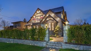 Customized French Country Transitional Style Residence