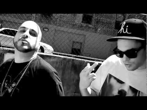 """WORD ON THE CURB"" by ED E. RUGER (Official Video HD feat Bonus Clip of ""MACHINE"" w/ TY BRU)"