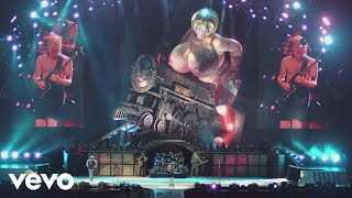 Ac Dc - Whole Lotta Rosie From  At River Plate