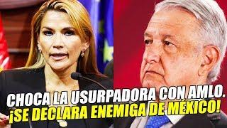 Saca el cobre usurpadora de Bolivia y promueve golpe de Estado ¡en México!