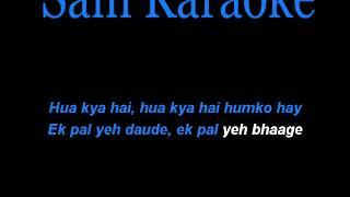 NAINA DA KYA KASOOR KARAOKE - YouTube