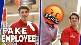 Pretending To Work At Coles Prank! (I GOT FIRED!)