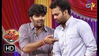 Sudigaali Sudheer Performance   Extra Jabardasth   22nd June 2018   ETV Telugu