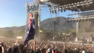 "LAST ROCKERS TV - Anti-Flag ""The Machine Kills Fascists"" at It's Not Dead 2015"