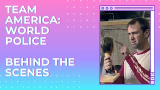 Team America: World Police (2004) - Behind the Scenes - Crafting the Puppets