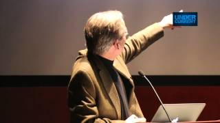 Lawrence Lessig Connects Dots Between Internet Freedom and Democracy