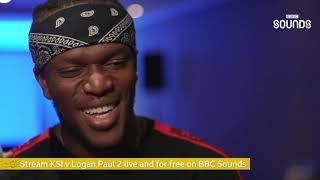 I don't let him into my head - KSI on Logan Paul | BBC Sounds | BBC Sport