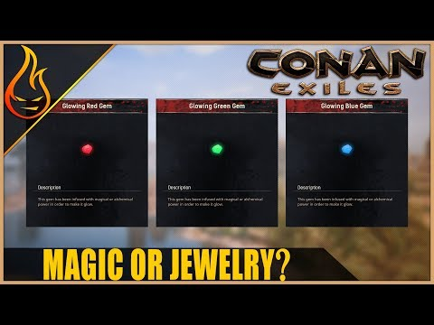 New Potions Keys Coins And More Conan Exiles PTR Finds