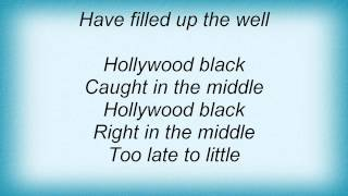 Dio - Hollywood Black Lyrics