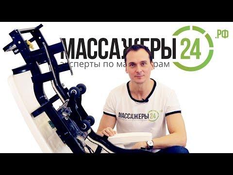 Что такое массажная каретка? Механизм массажного кресла